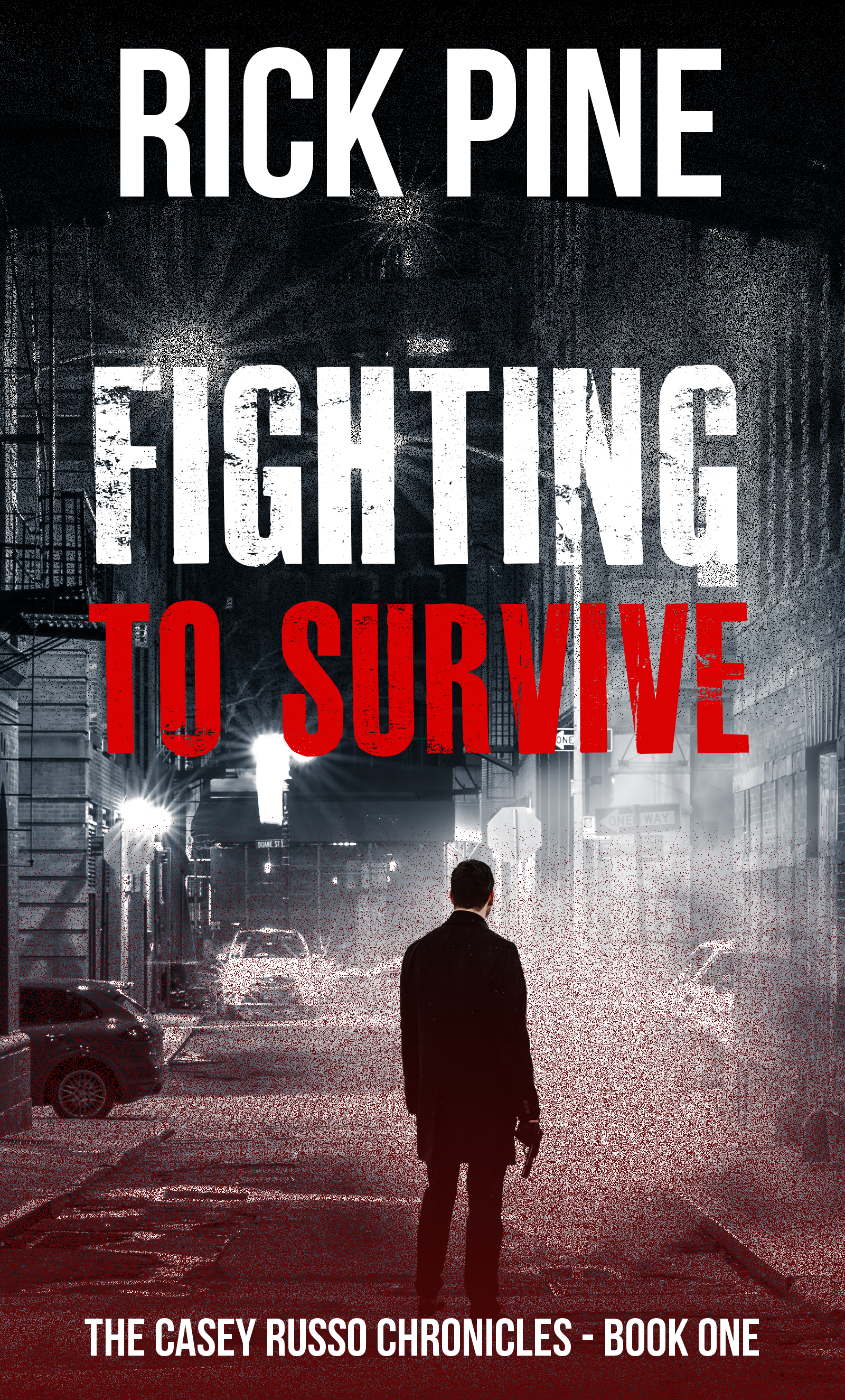 Fighting to Survive Book Cover